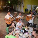 Music and Good Food at Casa Denis