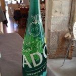 Sparkling Water, Pretty Bottle