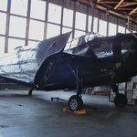 TBM Avenger - built in Trenton, NJ