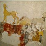 Animal frescoes