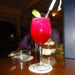 Drinks at Lobby Bar Mmmmmmmmm