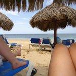 beach at Grand Bahia Principe El Portillo