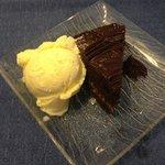 excellent chocolat fudge cake