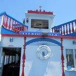 Wheelhouse of the Hiawatha