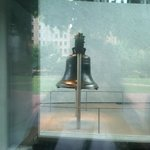 Liberty Bell from outside