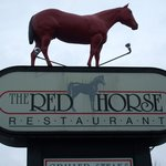 The adjoining restaurant