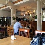 Cafe Interior