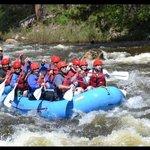 New Start for Student Veterans Rafting Trip 2014