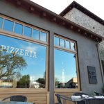 Delicious little Yountville pizzaria...