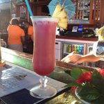 Magnificent MaiTai:) *pay attention to price I later realized it was $22 but at least in Fijian