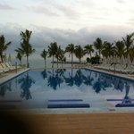 Tranquil Infinity pool