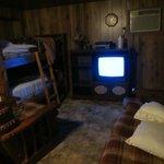 Apartment den & bunk