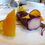 Petrus - foie gras entree