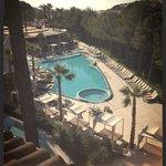 Over 18s pool