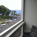 Surprise sea view