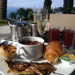 Hedonistic breakfast