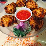 Conch fritters..YUM!!