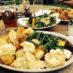 Sunday roast !!! Lovely !!!