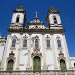 Fachada da Igreja da Ordem Terceira do Carmo