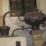 antiguo alambique