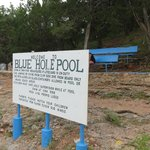 Sign at pool (try to read)