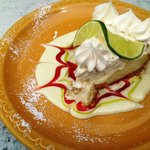 Best ever Keylime Pie
