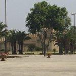 Royal Palace of Fes - Plaza