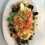 House specialty - Paella