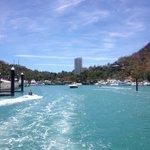 Ferry over