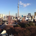 Asakusa and skytree !!