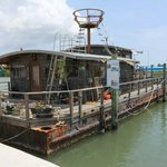 House Boat from Dolphin Tale movie