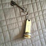 Room key!  Cute!