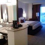 nice rooms....