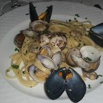 Linguine Claims and Mussels