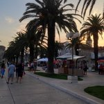 The Waterfront Promenade, Trogir (5 Min from the Hotel!)