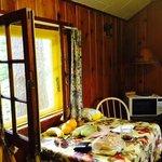 Inside cabin 5