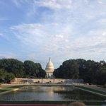Capitol - start of tour