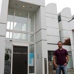 Entrada Museu Bauhaus