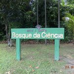Entrada do Bosque