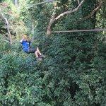 Jungle flight.. yeah!