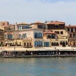 Vista do Hotel Amphora do Porto Veneziano