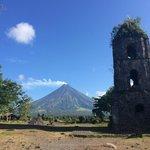 View from Cagsawa Ruins