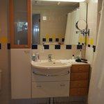 bathroom in room 12