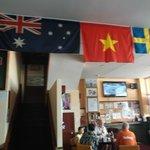 It's an Aussie Bar, the RSL of Vung Tau