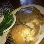 Wild Bill's Game Meatloaf