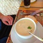 Conch Soup!