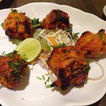 Chicken Tika - great food