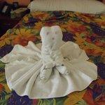 Towel Baby!