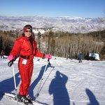 Skiing at Deer Valley