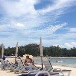 Hotel beach - stunning